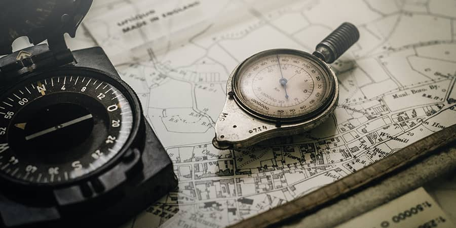 Navigation is vital while you are camping. A compass, map, altimeter, GPS and personal locator beacon will be necessary navigation tools for backpackers.
