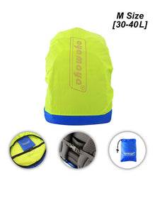 AYAMAYA Waterproof Backpack Rain Cover with Stored Bag
