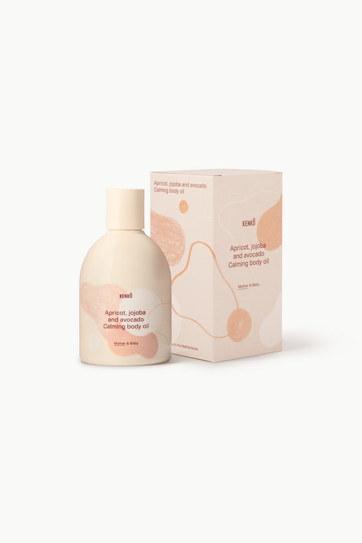 Calming Body Oil for Mama