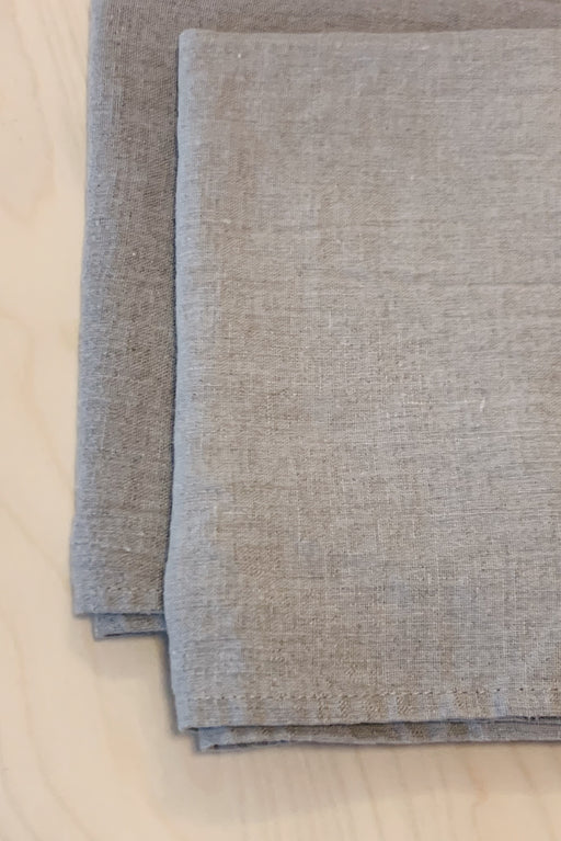 Tea Towel - raw linen