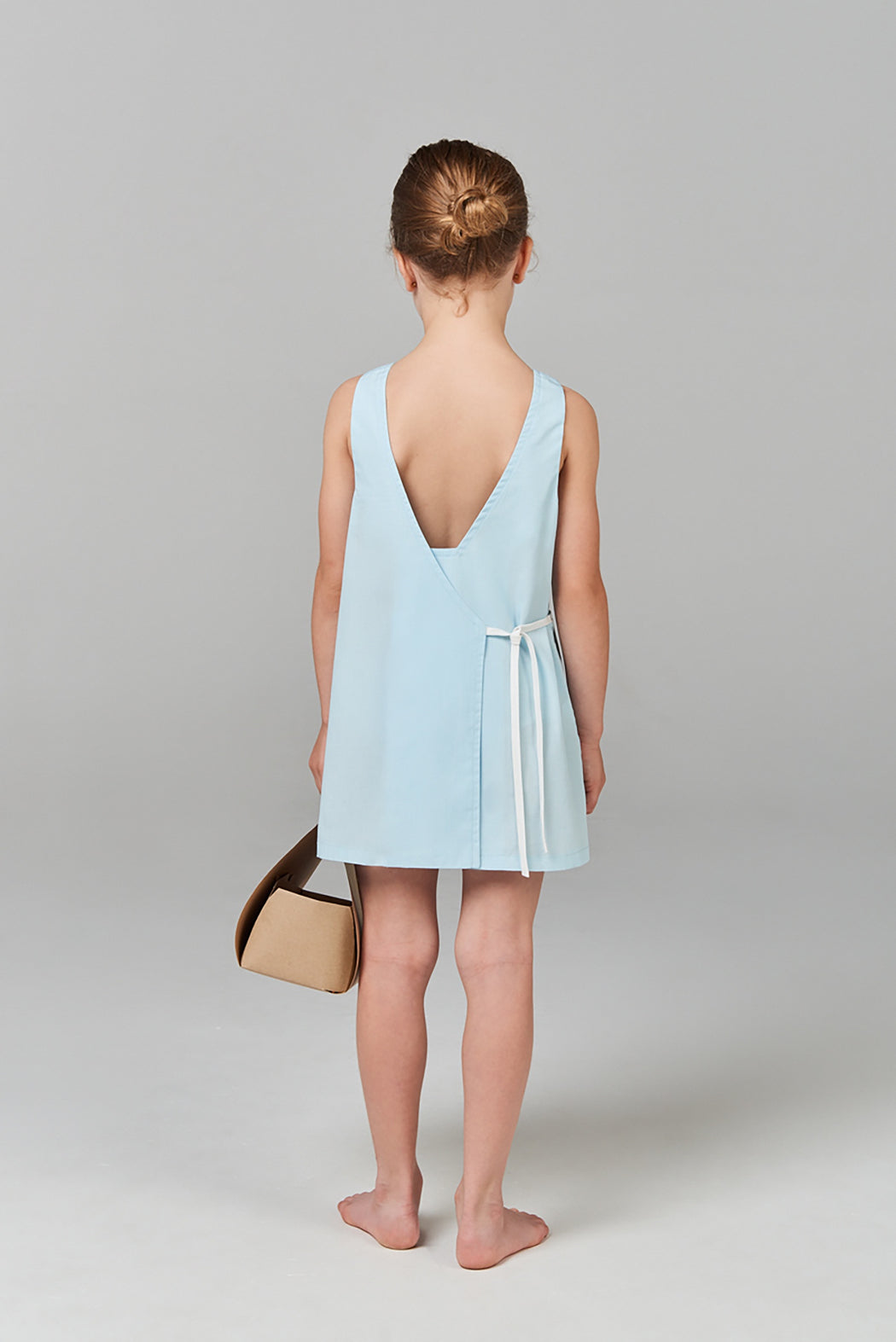 Crossed Back Dress