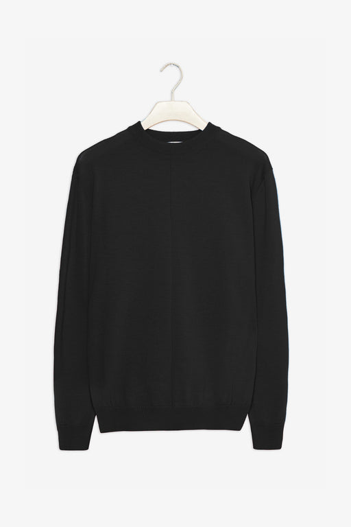 Milo Jumper - Black