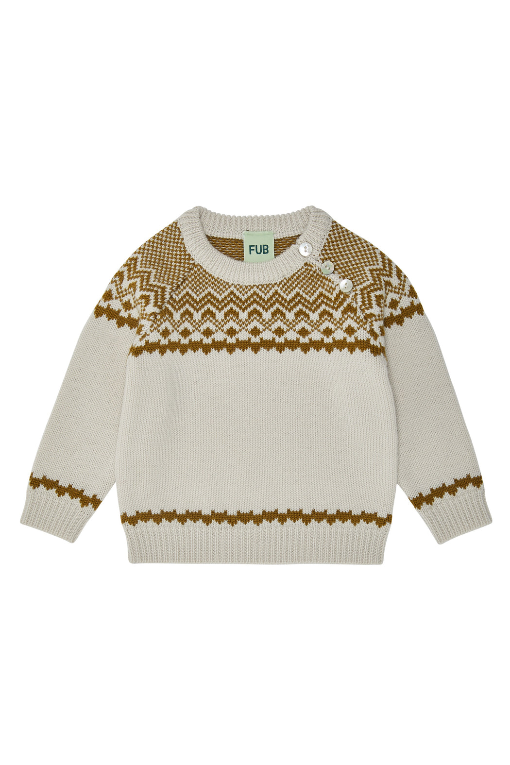 Baby Nordic Sweater