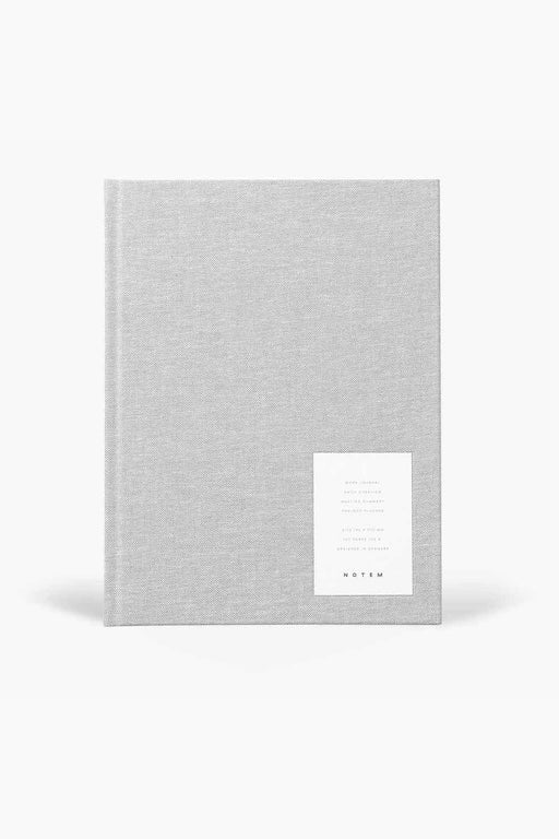EVEN Work Journal - Light Gray