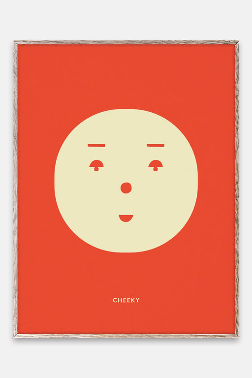 Cheeky Feeling - 30x40 Poster