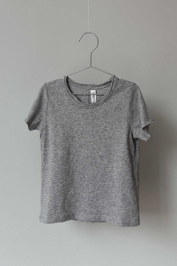 Nor Tee - Grey Melange