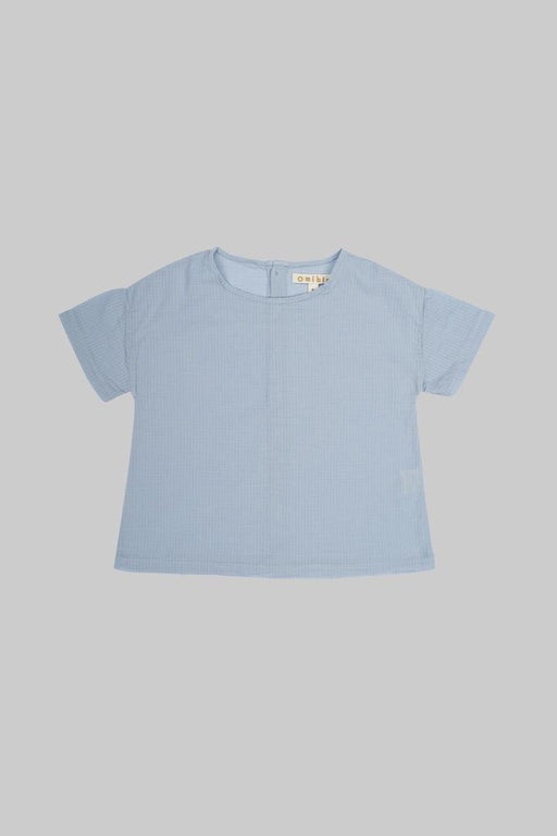 Qi Top - Ice Blue