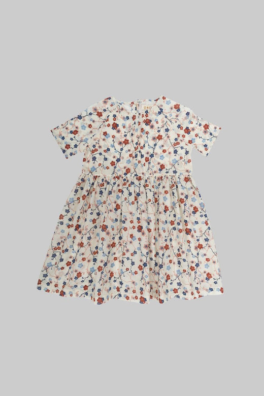 Sima Dress - Cherry Blossom