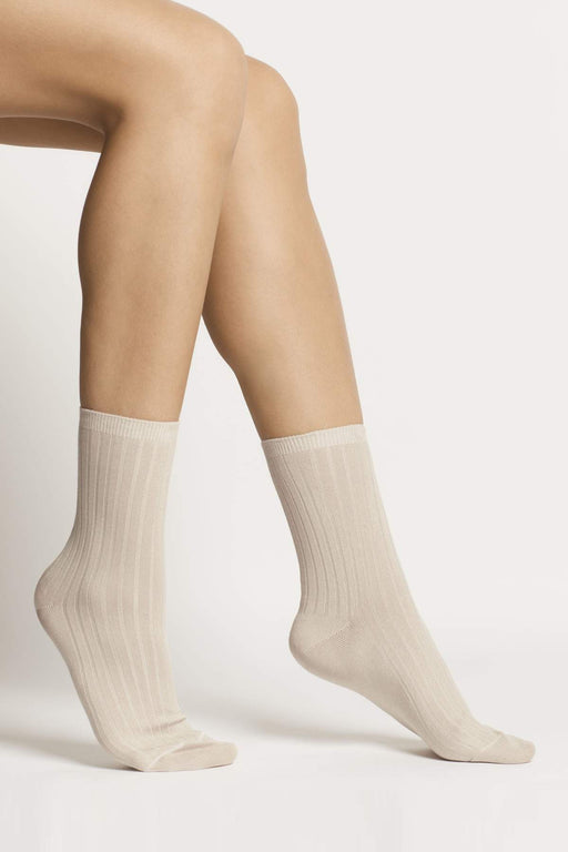 Organic Cotton Socks - Dusty Rose