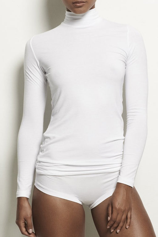 Sleek Long Sleeve - White