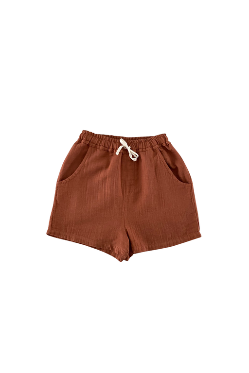 Tudor Shorts - Toffee