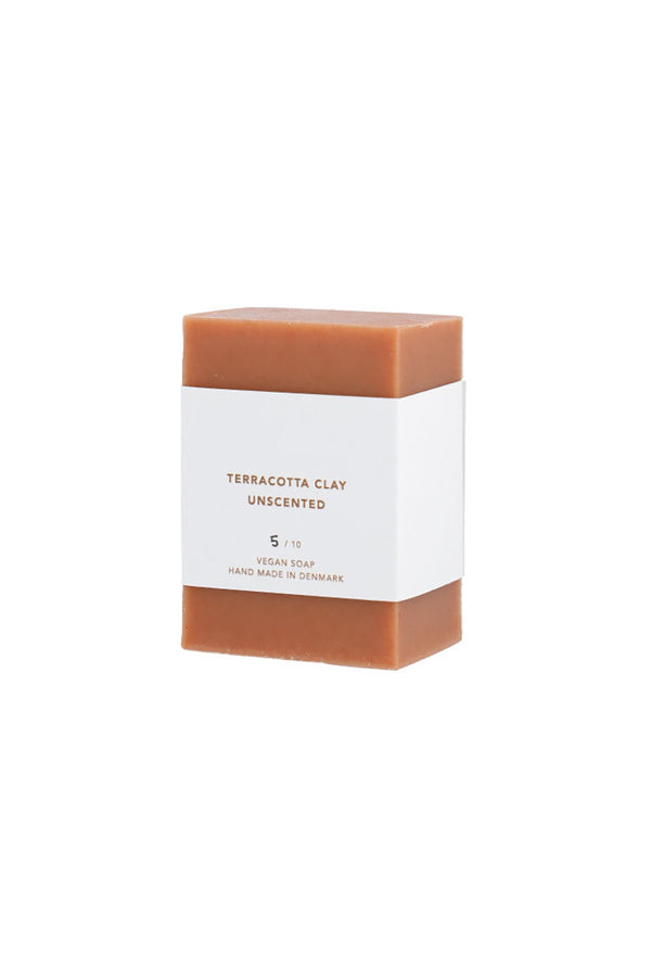 Terracotta Clay Soap - Unscented