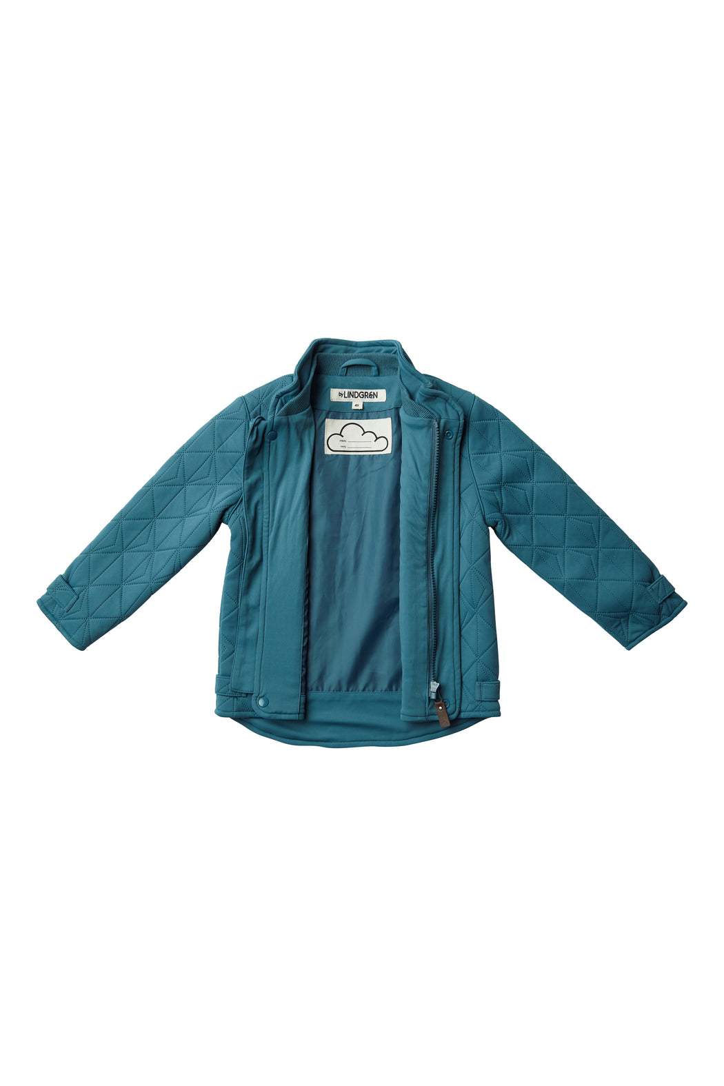 Little Leif Thermo Jacket - Petroleum