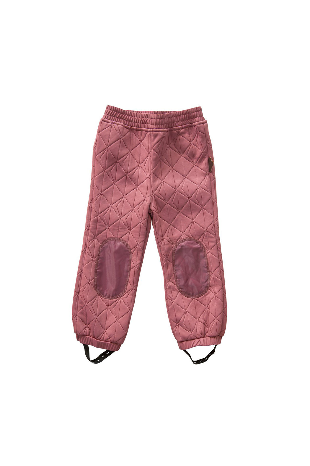 Sigrid Thermo Pants - Dark Rouge