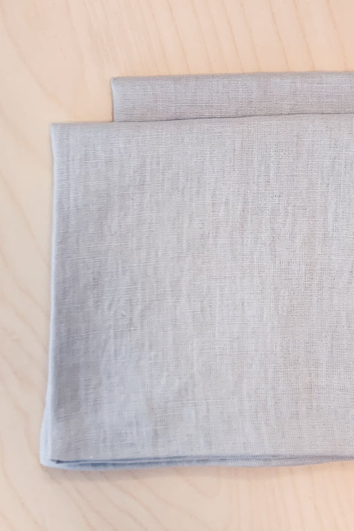 Tea Towel - light blue grey