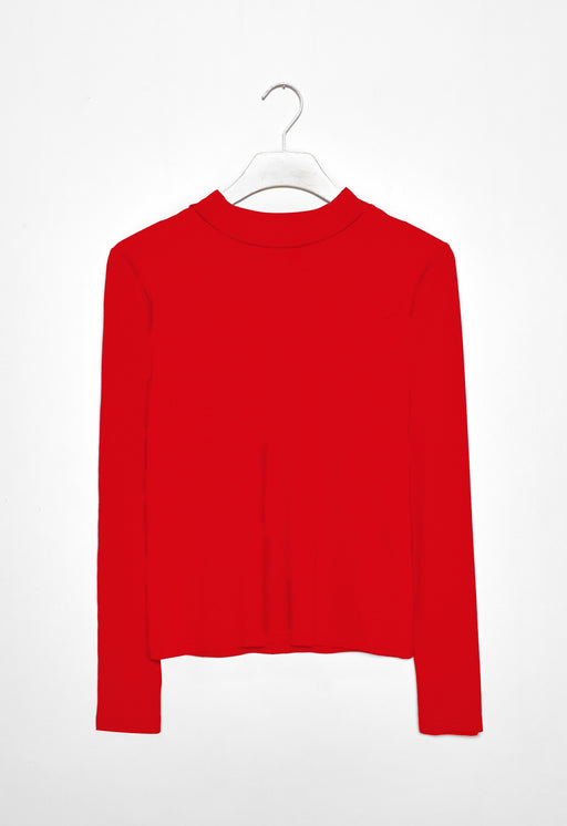 Eva Longsleeve Red