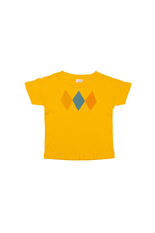 Diamond Rib T-Shirt