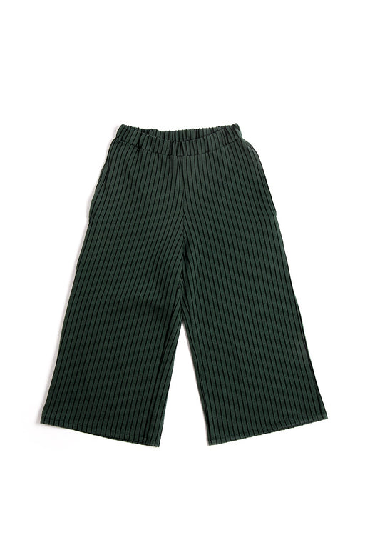 Emerald Stripe Culottes (Womens)