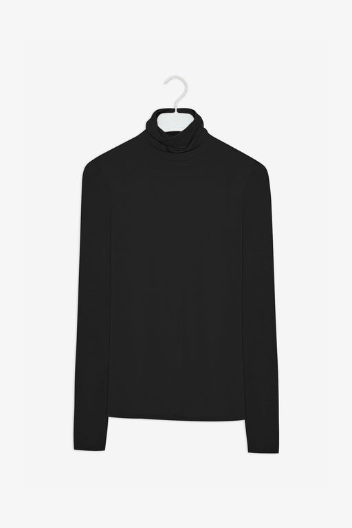 Eden Rollneck - Black