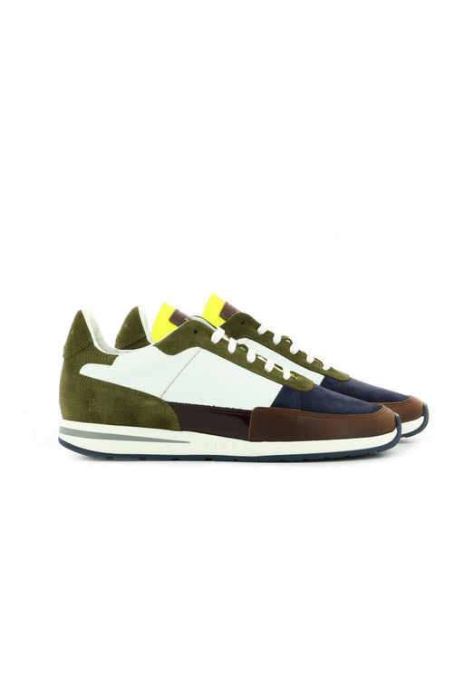 Nouvelle Callao - Khaki/White/Brown
