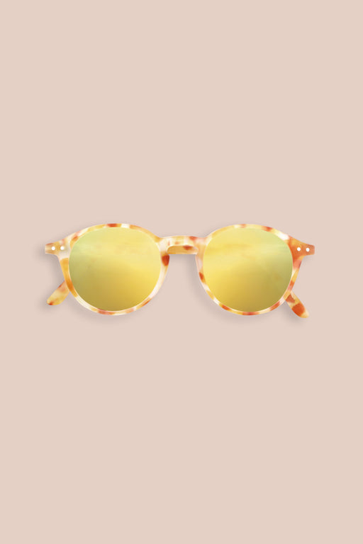 Sun Junior - #D Yellow Tortoise / Mirror