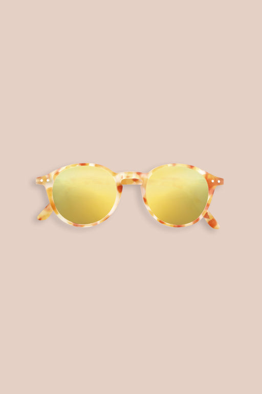 Sun - #D Yellow Tortoise / Mirror
