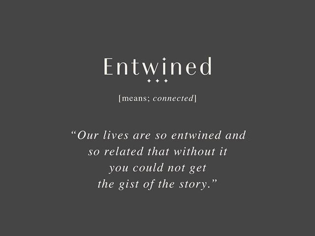 The Entwined Bracelet