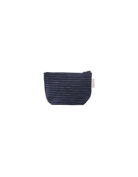 Tim Pouch - Navy Pinstripes