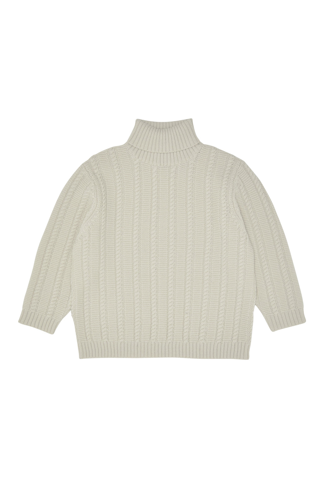 Oversize Sweater - Ecru