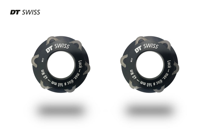 DT Swiss Centerlock Adapter 6-Bolt | (Pair) - Veloce Bike Wheels