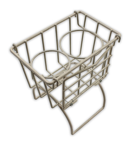 Utility Tunnel Basket - Ivory