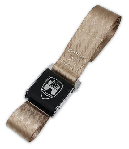 Tan w/ Black Buckle - 2 Point
