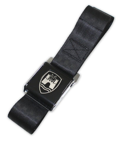 Black w/ Black Buckle - 2 Point