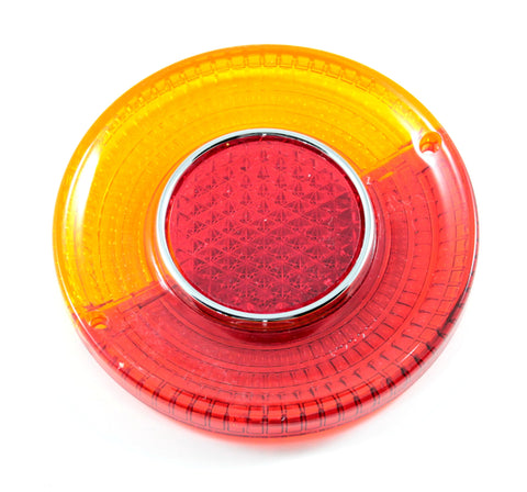 Tail Light Lens - Amber/Red