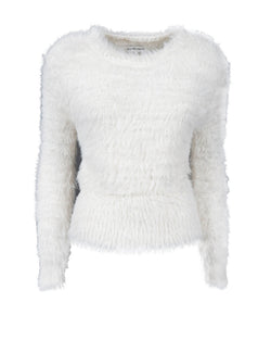 Monochrome soft sweater