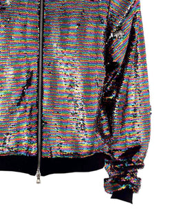 Jacket with sequins CHAIBA