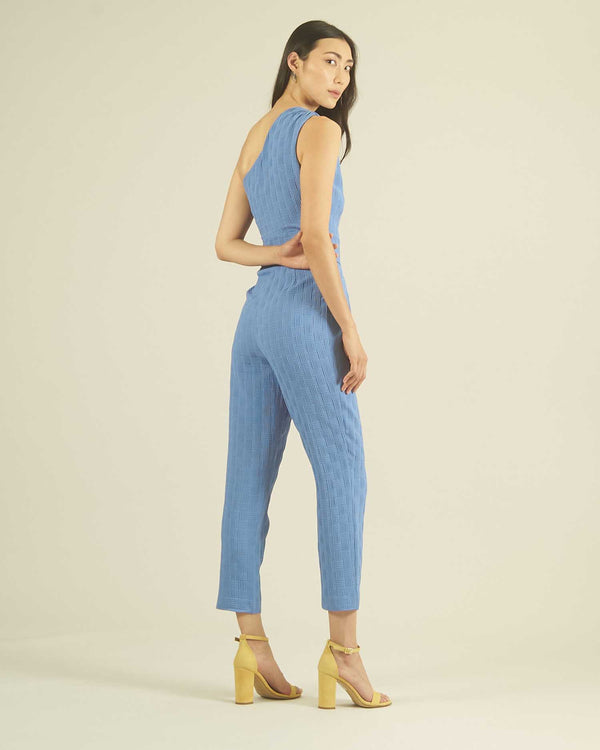 JUMPSUIT ONE-SHOULDER
