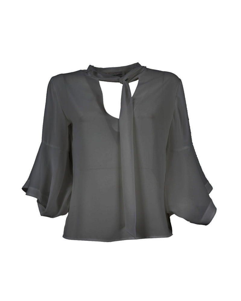 Bat sleeve blouse