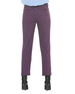 Satin Effect Trousers