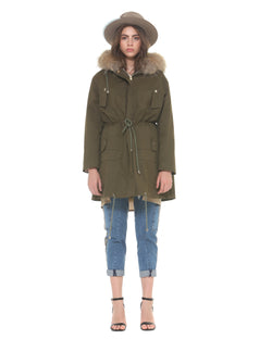 Double Use Parka