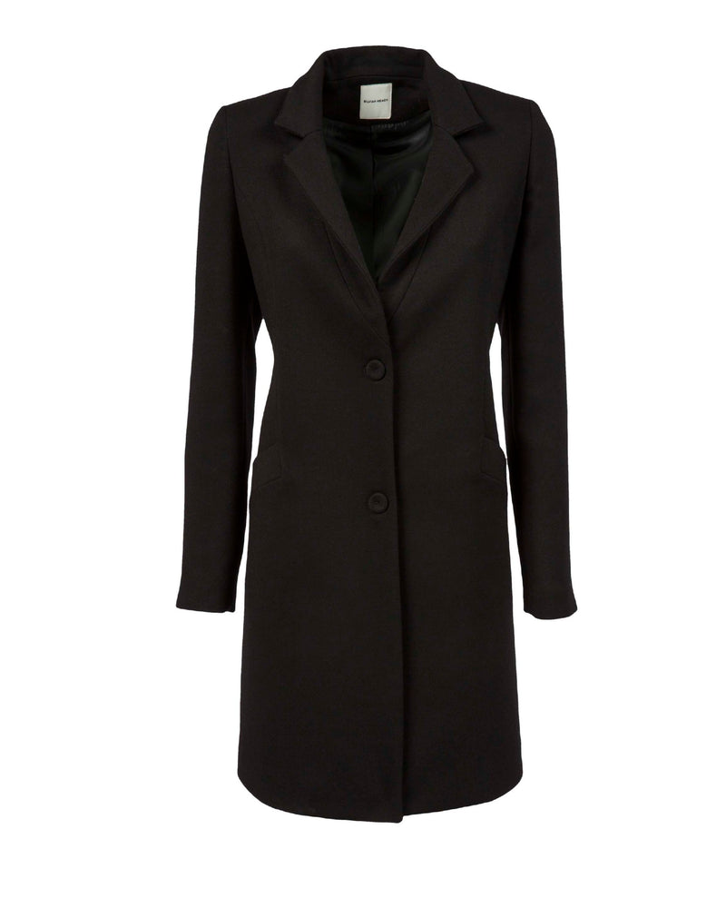 Classic coat with doulbe botton