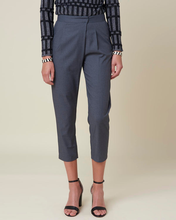 Cotton jersey trousers
