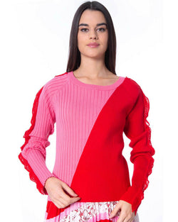 Ribbed sweater MOJOKERTO