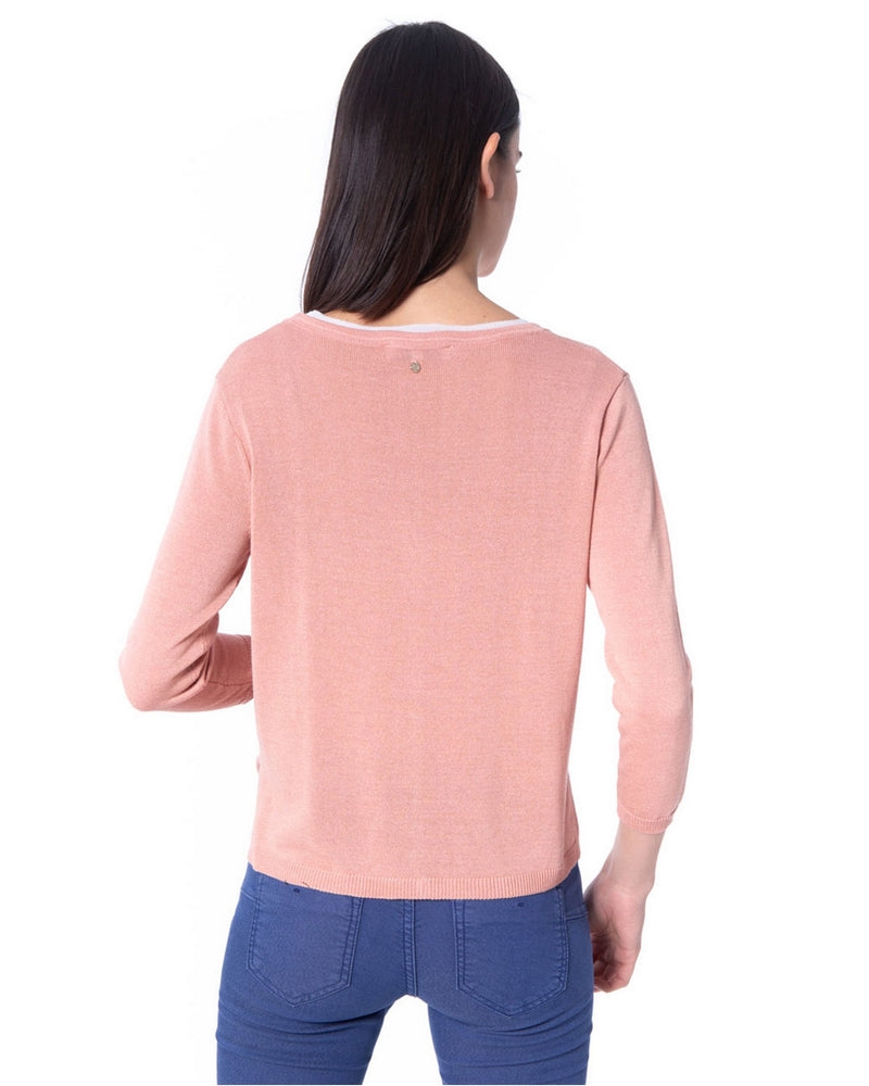 Cardigan light knit PETCHABURI