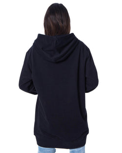 Long sweatshirt with embossed letters SUITA
