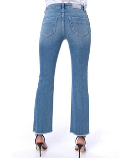 Jeans band color-contrasting AIQUILE