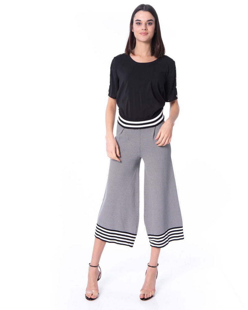 Knitted culotte RIBAT