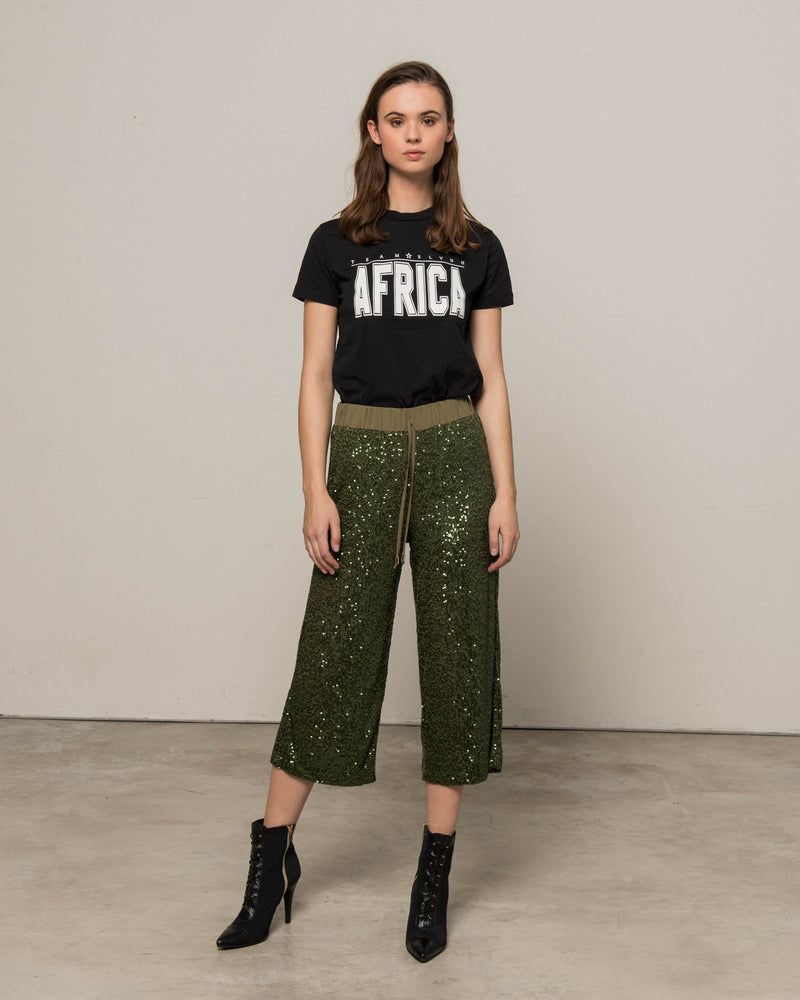 World continents t-shirt
