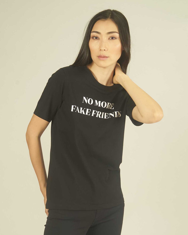 T-shirt with quote