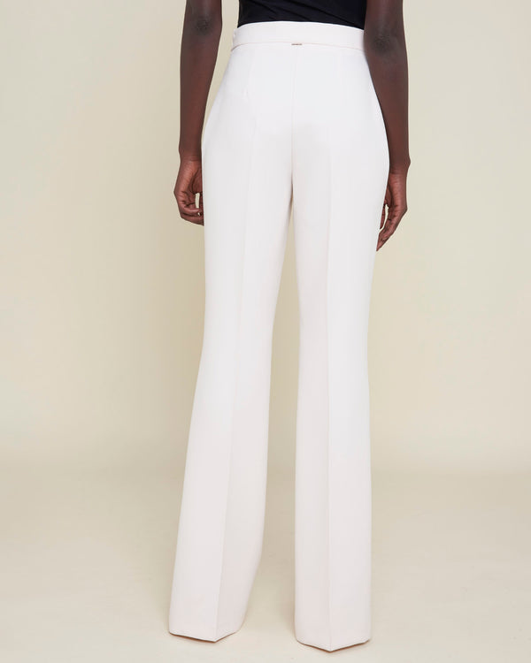 Hight waist straight trousers